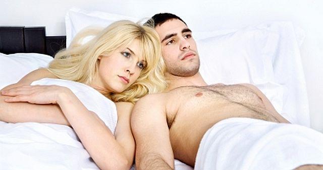 Дискомфорт во время секса