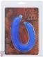 Двойной фаллоимитатор «Double Ended Dolphin», 28,9х2,5 см 0