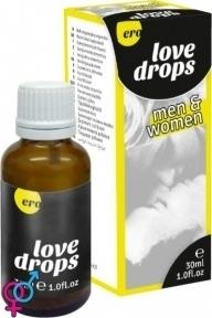Возбуждающие капли унисекс «Love Drops», 30 мл