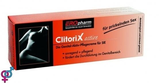 Крем «ClitoriX Aktiv», 40 мл