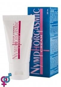 Возбуждающий крем для женщин «Nymphorgasmic Cream», 15 мл