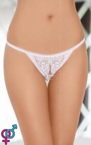 Женские стринги String 2227, белые, SL (5591222720)