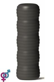 Двухсторонний мастурбатор Deep Stroker, 14,5 см