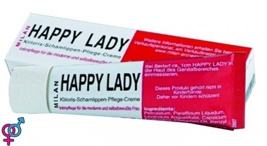 Крем возбуждающий HAPPY LADY, 20 мл
