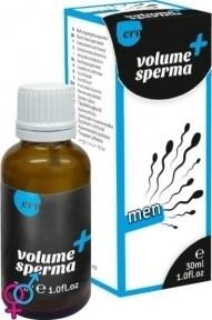 Капли для увеличения количества и качества спермы «Hot Volume+Sperma Men», 30 мл