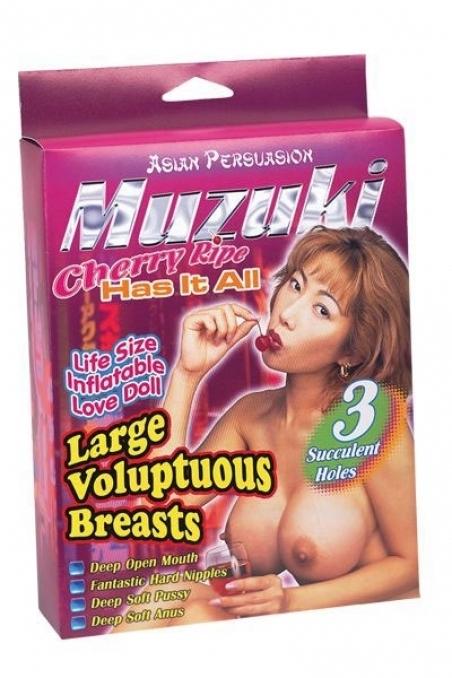Секс кукла азиатка «Muzuki Cherry Ripe»