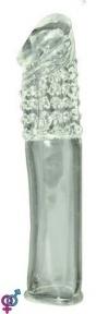 Насадка удлинитель «Lidl Extra Silicone Penis Extension», 17,8х1,4 см