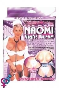 Секс кукла медсестра «Naomi Night Nurse with uniform»