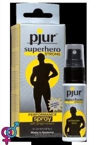 Пролонгатор pjur Superhero Strong Spray, 20 мл