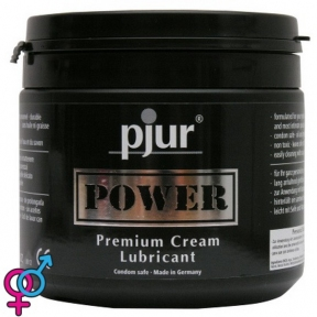 Лубрикант для фистинга «Pjur POWER Premium Cream»