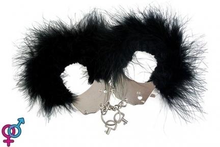 Наручники металлические Adrien Lastic Handcuffs
