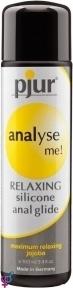 Анальная смазка pjur analyse me! Relaxing jojoba silicone lubricant