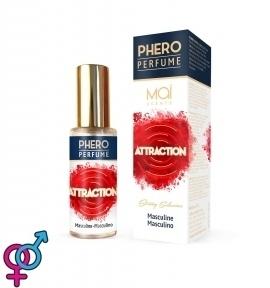 Духи с феромонами для мужчин MAI Phero Perfume Masculino, 30 мл