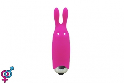Минивибратор Adrien Lastic Pocket Vibe Rabbit