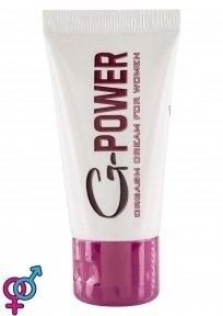 Вагинальный крем «G-power Orgasm Creme For Women», 30 мл