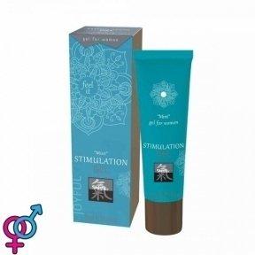 Гель для интимной стимуляции Shiatsu Мята, 30 мл (HOT67211)