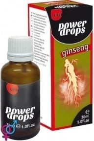 Возбуждающие капли унисекс «Ginseng», 30 мл