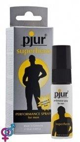 Пролонгирующий спрей pjur Superhero Spray, 20 мл