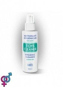 Средство для очистки секс-игрушек «Lubrix Toys cleaner», 125 мл
