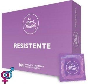 Презервативы Resistente (Strong), 54 мм, 144 шт. (8118000008)