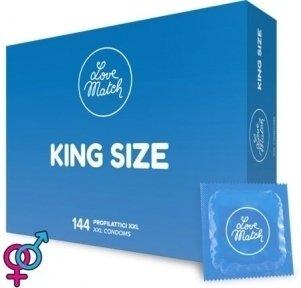 Презервативы King Size, 60 мм, 144 шт. (8118000014)