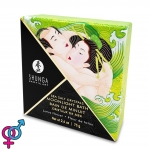 Соль для ванны Shunga Moonlight Bath - Lotus Flower, 75 гр