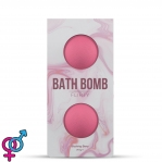 Бомбочка для ванны Dona Bath Bomb - Flirty - Blushing Berry, 140 гр