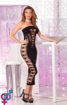 Платье Big Spender seamless long dress Black (PL7225012B)