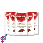 Пробник лубриканта с феромонами MAI ATTRACTION LUBS CHOCOLATE, 10 мл (SO3960)
