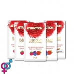 Пробник лубриканта с феромонами MAI ATTRACTION LUBS RED FRUITS, 10 мл (SO3959)
