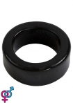 Эрекционное кольцо Doc Johnson Titanmen Tools - Cock Ring - Black (SO4021)