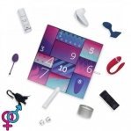 Набор We-Vibe Discover 10 Sex Toy Gift Box (W44017)